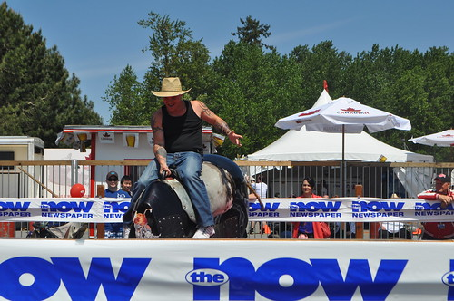 Fraser Valley Pulse Visits the Cloverdale Rodeo