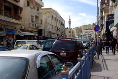 Downtown in Amman (tttske_C) Tags: street downtown amman jordan