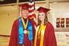 Louisiana High School Graduation 2012