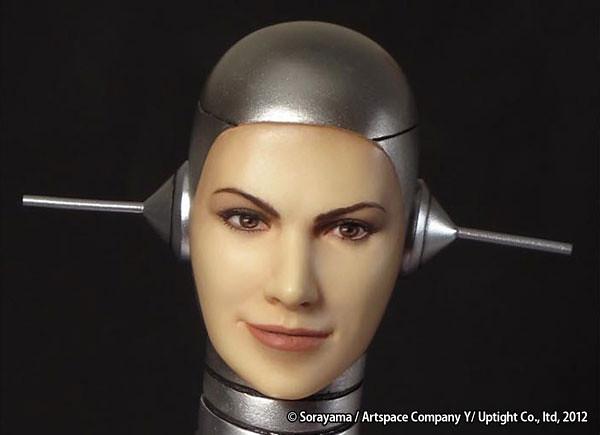 YAMATO - Fantasy Figure Gallery Sexy Robot 002 Human Face