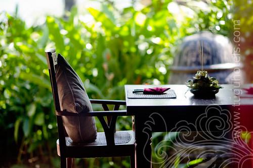 Dining Wantilan - Hotel Tugu Bali