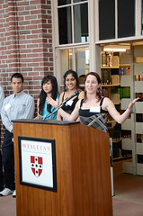 Freeman Scholars Reception 09 (wesleyan.university) Tags: usa reunion connecticut commencement middletown rc 2012 wesleyanuniversity reunionandcommencement freemanscholarsreception rc2012 freemanasianscholars