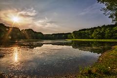 Spring Sunrise at Lakewood (jeff_a_goldberg) Tags: hdr lcfpd lakecountyforestpreservesdepartmentlcfpd lakewood spring sunrise mundelein illinois unitedstates