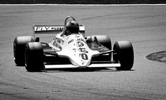 2012 Spa Classic: Williams FW07 (8w6thgear) Tags: williams f1 formulaone 2012 cosworth spafrancorchamps fw07 busstopchicane fiahistoricformulaone spaclassic