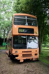 DEWS (F51ACL) SOMERSHAM 010612 (David Beardmore) Tags: bus volvo alexander greatyarmouth doubledecker citybus accidentvictim b10m d10m f51acl rondew rondews dewsofsomersham