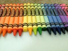 105/365 († meowtaylor †) Tags: art melting crayon crayola tumblr enob4ria f4pples