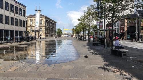 Streets Of Belfast - Custom House Square