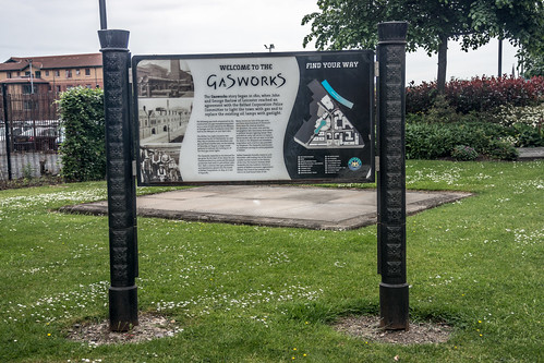 The Gasworks - Belfast