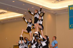 2012 UCA cheer camp Panama City (some NOLA) Tags: school camp high uca cheer cheerleader