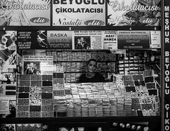 Istanbul № 10 (kohlmann.sascha) Tags: street people blackandwhite bw food woman blancoynegro monochrome shop turkey store place counter noiretblanc chocolate streetphotography istanbul menschen laden turquie türkei monochrom frau schwarzweiss sweetness groceries schokolade taksim cioccolato geschäft biancoenero chocolat chocolatebar ort estambul mensch turquía turchia theke cioccolata nahrung lebensmittel 巧克力 土耳其 schwarzweis süssigkeit salesbooth tafelschokolade salescounter verkaufsstand schokoladentafel streetfotografie tabletadechocolate tablettedechocolat barradechocolate salesstall strasenfotografie ту́рция elchocolate verkaufstheke шокола́д tavolettadicioccolata пли́ткашокола́да шокола́т 巧克力块
