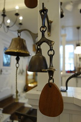 Windchime Bell (Heath & the B.L.T. boys) Tags: metal ironwork blacksmith