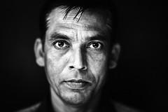 The Good looking Guard (N A Y E E M) Tags: portrait hotel securityguard availablelight latenight bangladesh chittagong nazrul radissonblu