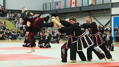 Board Break (well almost) (r_macnamara) Tags: scotland martial arts tournament won kuk sool