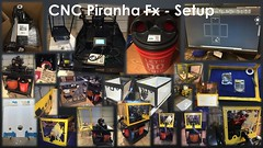 CNC Piranha Fx - Setup (Henchman 21) Tags: crafting rockler cncrouter cncpiranha
