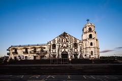 #Daraga Church, #Legaspi, Albay. Have a blessed #Sunday (hijo_de_ponggol) Tags: church sunday have blessed legaspi daraga albay