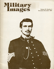 Military Images magazine cover, November/December 1987 (militaryimages) Tags: history infantry mi america magazine soldier photography rebel us marine uniform photographer unitedstates military union navy archive confederate worldwari civilwar american weapon tintype ambrotype artillery stereoview cartedevisite sailor ruby veteran roach daguerreotype yankee cavalry neville spanishamericanwar albumen mexicanwar coddington backissue citizensoldier indianwar heavyartillery matcher findingaid militaryimages hardplate