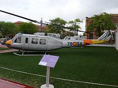 HE.10B-52 78-54 Bell UH-1H Iroquois cn 13552 Spanish Air Force Cuatro Vientos 07May16 (kerrydavidtaylor) Tags: uh1 bell205