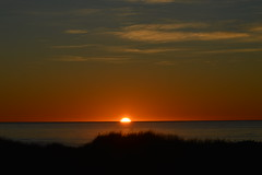 spencer park sunrise 14/5/16 (colinhansen1967) Tags: sea sun beach clouds sunrise sandunes spencerpark