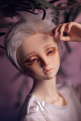 Lapin Twilight promotion cut (nightnuit.com) Tags: makeup bjd nuit lapin faceup nightnuit bjdfaceup nightnuitcom nuitdoll lapintwilight