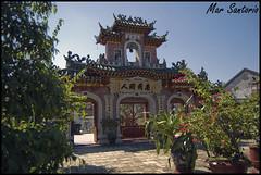 Templo Chino - Quan Cong (Mar Santorio) Tags: d50 temple nikon chinese vietnam hoian saigon templo chino quancong