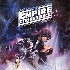 EMPIRESTRIKESBACKCD (ESP1138) Tags: star wars empire strikes back john williams london symphony orchestra twentieth century fox records compact disc mp3 album cover soundtrack