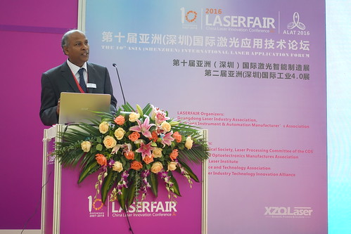 Jayanta Sahu EU-Asia Laser Industry Summit 2016