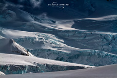 Light curves (Gianluca Lombardi Bani) Tags: travel light sunset panorama mountain nature landscape wildlife hike glacier adventure journey glaciers