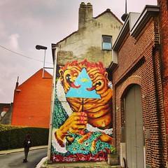 New #wall by @vinceblok for #sorrynotsorry - #Gent #Belgium #streetart #graffiti #streetartbel #visitgent #streetart_daily #urbanart #urbanart_daily #graffitiart (Ferdinand 'Ferre' Feys) Tags: ifttt instagram gent ghent gand belgium belgique belgië streetart artdelarue graffitiart graffiti graff urbanart urbanarte vinceblok arteurbano ferdinandfeys