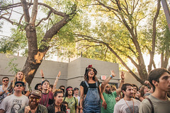 King Gizzard crowd photo by Roger Ho