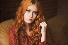 IMG_4650 (luisclas) Tags: canon photography ginger photo redhead lightroom heterochromia presets teamcanon instagram