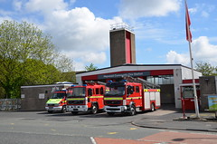 Heywood Fire Station (Emergency_Vehicles) Tags: rescue manchester fire greater gmfr