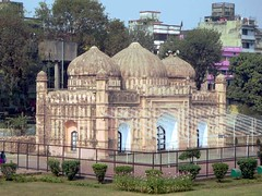 Quilla Mosque (D-Stanley) Tags: fort mosque dhaka bangladesh lalbagh quilla