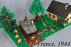 France, 1944 (kr1minal) Tags: