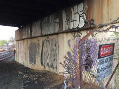DC Metro (MaxTheMightyy) Tags: street streetart art graffiti washingtondc dc washington track metro painted tag graf traintracks tracks tags spray tagged amtrak vandal vandalism spraypaint stm graff piece taggers done bomb bombs tagging bombing throw masterpiece dcmetro vandals loose fill prez serve graffitiart mtc trackside tagger sprayart filledin tracksides throws sprayed vandalized throwies fillin metrodc spraypainted piecing throwie stmcrew dcgraffiti washingtondcgraffiti mtccrew seenthemost