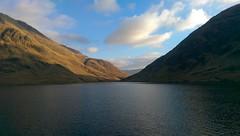 Delphi and @ (agamatuszczak) Tags: ireland sun lake water delphi sunnyday