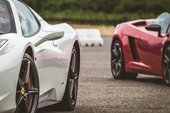 Supercar Showdown (ian.emerson36) Tags: cars car fast ferrari lamborghini dreamcar