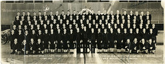 10th Regiment Choir USNTC Great Lakes, IL 27 May 1945 (Mon Legionnaire) Tags: old john f wagner yrs 1820