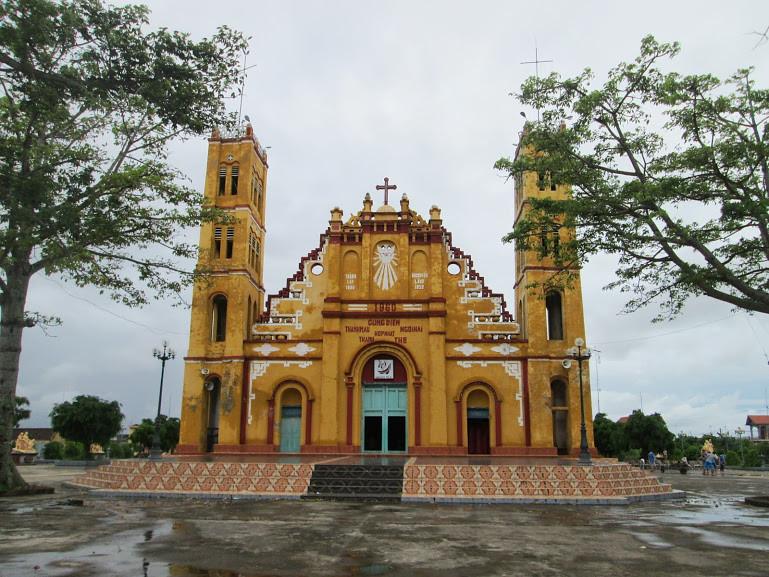 Nhà thờ Xương Điền
