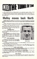 Cardiff City vs Burnley - 1971 - Page 8 (The Sky Strikers) Tags: park city two football official journal cardiff division league bluebirds programme burnley 5p ninian