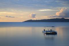 (Wilson Au | ) Tags: ocean longexposure sunset water japan canon slowshutter  ishigaki  ef2485mmf3545usm eos5dmarkiii  fusakiresortvillage