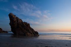 20100102_Corona_del_Mar_0013.jpg (Ryan and Shannon Gutenkunst) Tags: ocean ca sunset sky usa beach water clouds sand rocks waves coronadelmar coronadelmarstatebeach