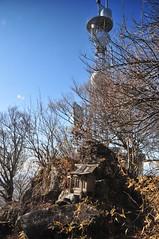 Hiking up Tsukubasan (Occlude) Tags: japan dusk tsukubasan ibarakiken