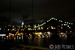Bright Lights (Jay Jo Pictures) Tags: newyork colors brightlights brookylnbridge