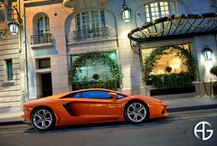 Aventador (A.G. Photographe) Tags: paris france bristol french nikon raw ag nikkor fx lamborghini hdr parisian supercars anto d800 parisienne xiii parisien 2470 hotl aventador antoxiii photoengine hdr5raw oloneo lp7004 agphotographe hdrengine