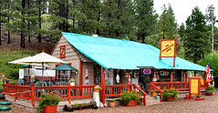 "Rendezvous Diner Greer Arizona Since 1909 • <a style=""font-size:0.8em;"" href=""http://www.flickr.com/photos/77555780@N03/6964346588/"" target=""_blank"">View on Flickr</a>"