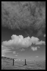 Random cloudp0rn (frattonparker) Tags: sky monochrome clouds nikon zoom nikkor isle vr wight 18200mm d40 silverefexpro2 btonner frattonparker