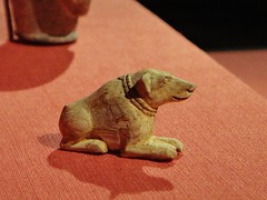 Gaming Piece in the form of a dog (C-Monster) Tags: nyc dog art ancient themet metropolitanmuseumofart gamingpiece dawnofegyptianart