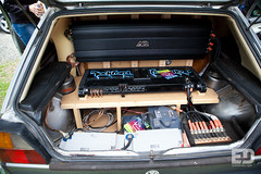 """Golf Mk2 Sound System • <a style=""""font-size:0.8em;"""" href=""""http://www.flickr.com/photos/54523206@N03/7105875497/"""" target=""""_blank"""">View on Flickr</a>"""
