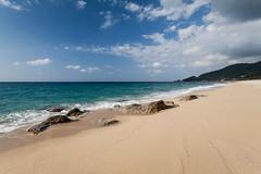 Nagata Inaka-hama (Umberto Marcacci) Tags: sea beach yellow japan island mare yakushima spiaggia giappone isola nagata gialla inakahama