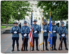 National Peace Officers Memorial 2012 Massachusetts State Police (Phillycop) Tags: massachusettsstatepolice